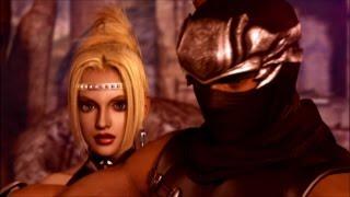 Ninja Gaiden Black - All Cutscenes (HD)