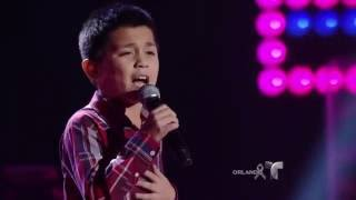 Joel: De la cafetería al escenario de LVK  | La Voz Kids 2016