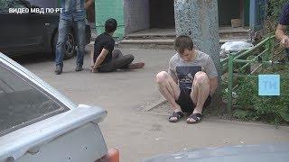 Полиция Казани задержала группу подозреваемых в вымогательстве и похищении человека