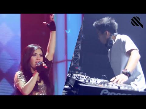 KevinBun ft Princess Syahrini & Dash Berlin - DreamBig at Invasion 2015 JIEXPO Kemayoran