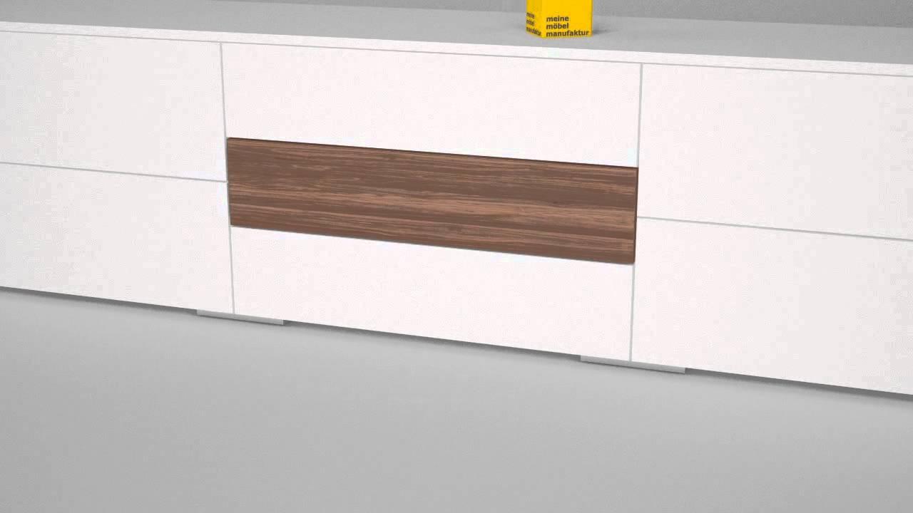 Faszinierend Meine Möbelmanufaktur Das Beste Von Sideboard Mit Schubkästen | Möbelmanufaktur
