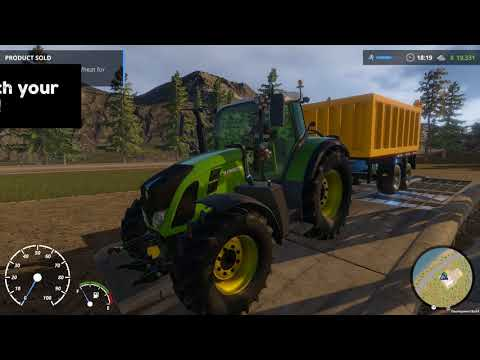Real Farm Selling Crops
