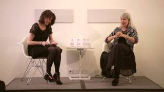 Condé Nast's Dolly Jones interviews Caroline Burstein