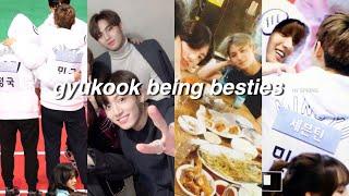 BTS Jungkook & SVT Mingyu | All Moments
