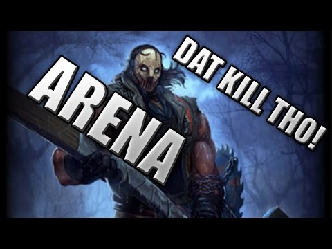 "Jackson Plays: SMITE Season 3 (Chaac Bruiser/Annoying Build ""That kill tho!"" - Arena)"