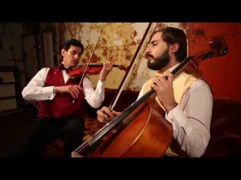 Violin and Cello Duo - I'm Getting Sentimental Over You - Giardinostrings.co.uk