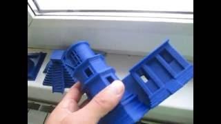 Как печатает 3D принтер Anet A6