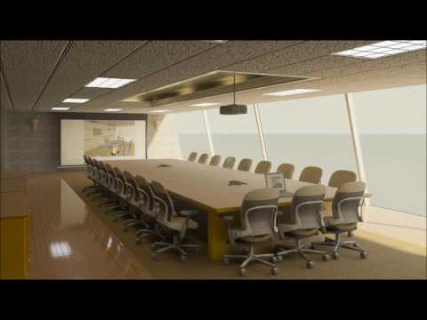 Modern Meeting Room Design