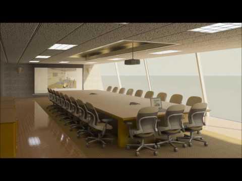 Modern Meeting Room Design