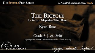 The Bicycle (6-Part Flex Band Gr. 3) - Ryan Ross