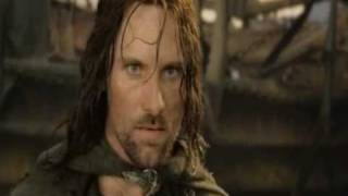 Aragorn: Eye of the tiger