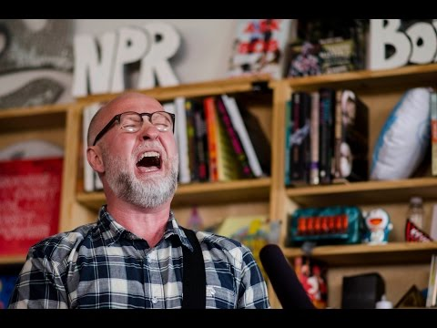 Bob Mould: NPR Music Tiny Desk Concert