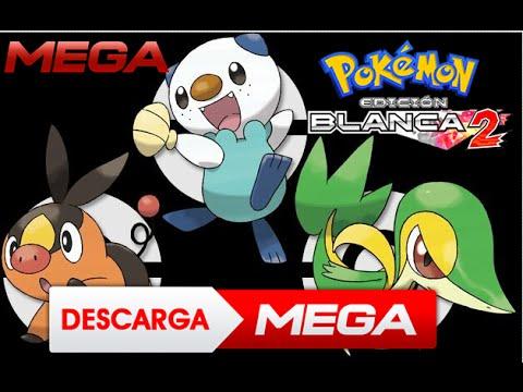 descargar pokemon blanco 2 mega español