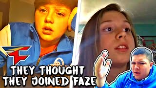 THEY THOUGHT THEY JOINED FAZE....
