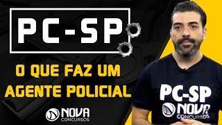 PC-SP - O que faz um Agente Policial - Thomas Ross