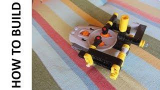 LEGO Power Functions IR Remote Control w/ joystick [Instructions]