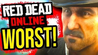 The WORST Purchases in Red Dead Online!