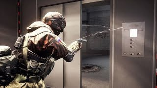 Only In Battlefield 4: How To Blow Up An Elevator
