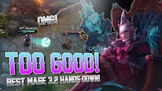 MALENE IS TOO GOOD!! Vainglory 5v5 Gameplay - Malene |CP| Mid lane Gameplay