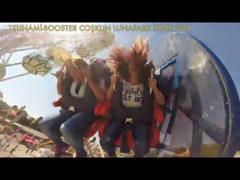 tsunami booster   izmir fuar coskun lunapark 2014