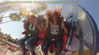 TSUNAMİ BOOSTER -  İZMİR FUAR COSKUN LUNAPARK 2014
