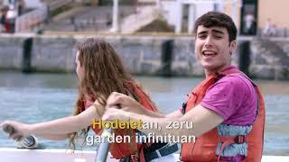 Download Go!azen 5.0: 'Mugimenduan tinko' (Karaokea) HD Mp3