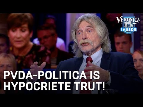 PvdA-politica is hypocriete trut! | VERONICA INSIDE