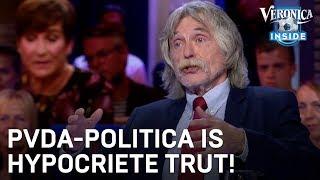 PvdA-politica is hypocriete trut! | VERONICA INSIDE