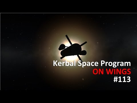 Kerbal Space Program on wings - #113 - Fuel delivery to Moho