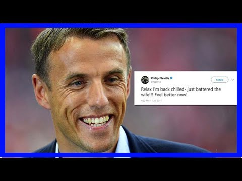 England Women's boss Neville's sexist social posts are uncovered - by Sports News