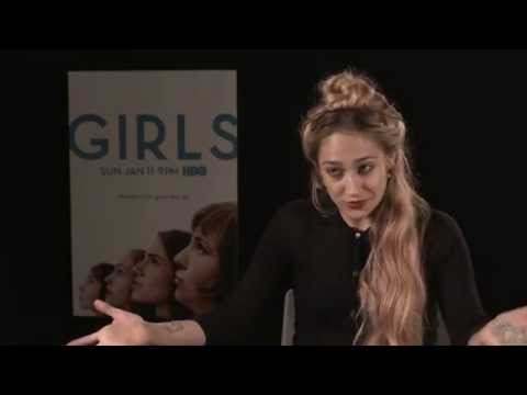"Girls: Jemima Kirke ""Jessa Johansson"" Exclusive Interview"