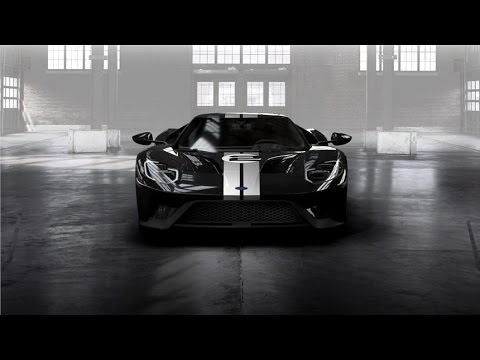 Ford GT '66 Heritage Edition Official Review Video - Photo - Pics - Images - First Drive - Exclusive