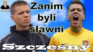 Wojciech Szczęsny | Zanim byli sławni