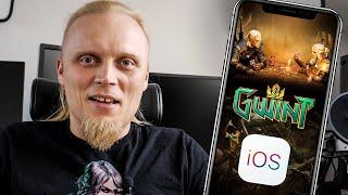 Widziałem Gwinta na iOS! Jest...