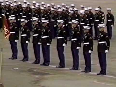 Marine Corps Graduation Mcrd For Sept 17 1993 Lima Company