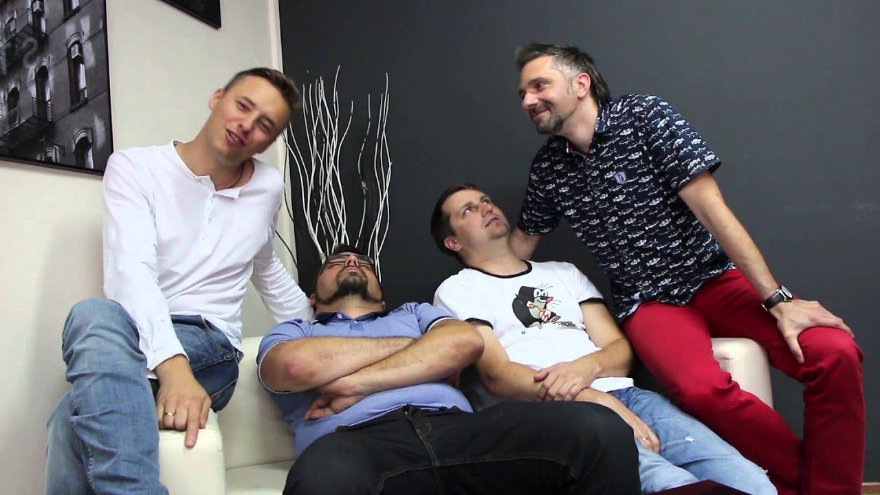 Kabaret Młodych Panów USTRON 2014 (mat. Organizatorów