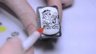Реверсивный Раскрашенный Стемпинг   Multi Colored Stamping Nail Art(Всем привет! Сегодня я покажу легкий способ сделать раскрашенные рисунки на ногтях с помощью стемпинга....., 2015-01-26T04:20:40.000Z)