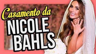 O CASAMENTO DA NICOLE BAHLS   Diva Depressão