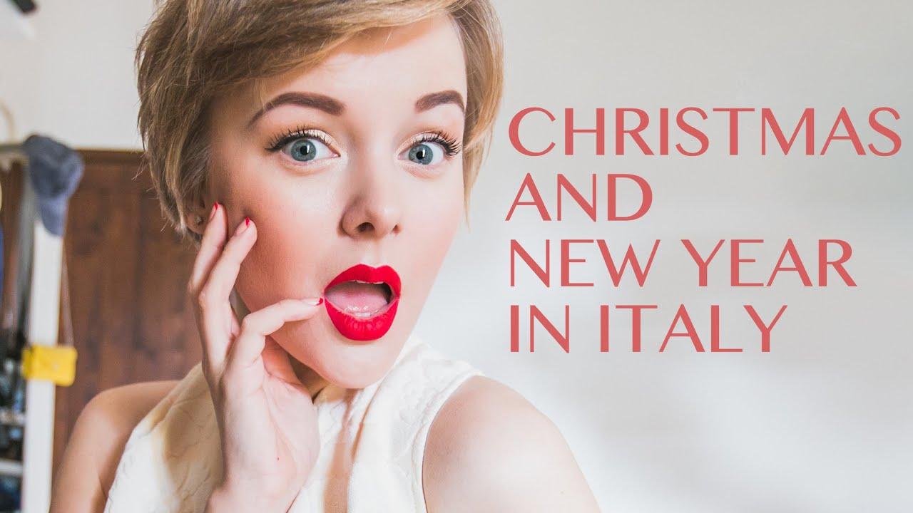 КАК ПРАЗДНУЮТ РОЖДЕСТВО И НОВЫЙ ГОД В ИТАЛИИ: VLOG И РАССКАЗ. CHRISTMAS AND NEW YEAR IN ITALY