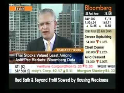 Thai Focused Equity on Bloomberg.flv