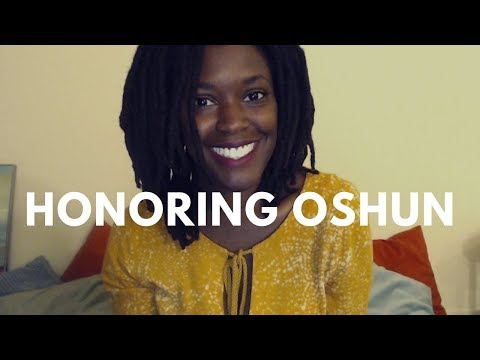 Honoring OSHUN!!! My Experience with the African Goddess of Love!!!
