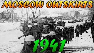 Men of War Assualt Squad 2 - Moscow Outskirts - Warfare vs RobZ - 1941/45