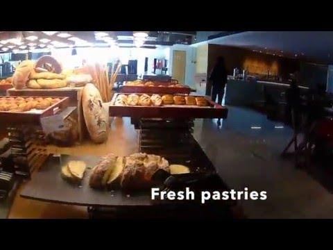 Sheraton Grand Hotel Dubai Breakfast
