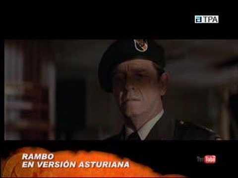 Rambo en Versión Asturiana (Terapia de Grupo)