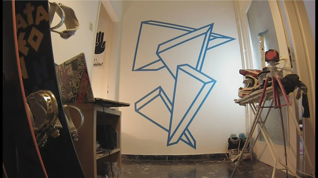 How To Paint Walls Without Taping