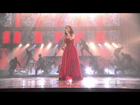 Katy Perry, Firework @ American Music Awards (USA), 2010/11/21