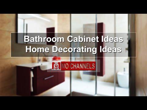 Bathroom Cabinet Ideas Home Decorating Ideas