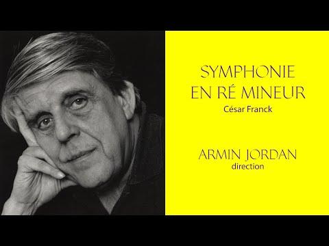 OSR - César Franck | Symphonie en ré mineur | Armin Jordan