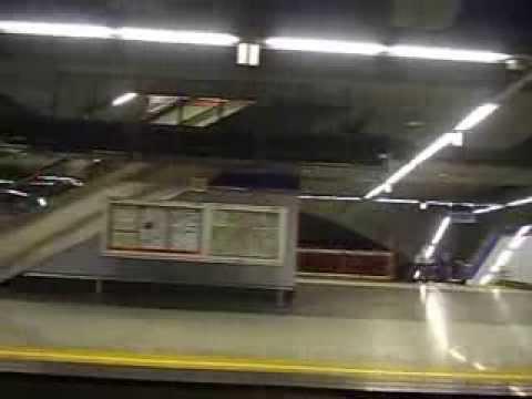 Metro de Madrid - Linea 8 - Colombia - Nuevos Ministerios