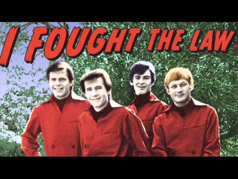 The Bobby Fuller Four - I Fought The Law HQ